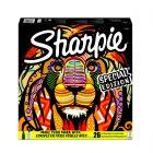 Sharpie Fine Point markeerstiften 26 stuks - leeuw - voor