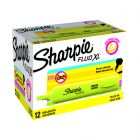 Sharpie Markeerstift XL - set van 12 stuks - voor