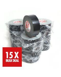 MagTape Original 50mm x 50m zwart - 15 rollen