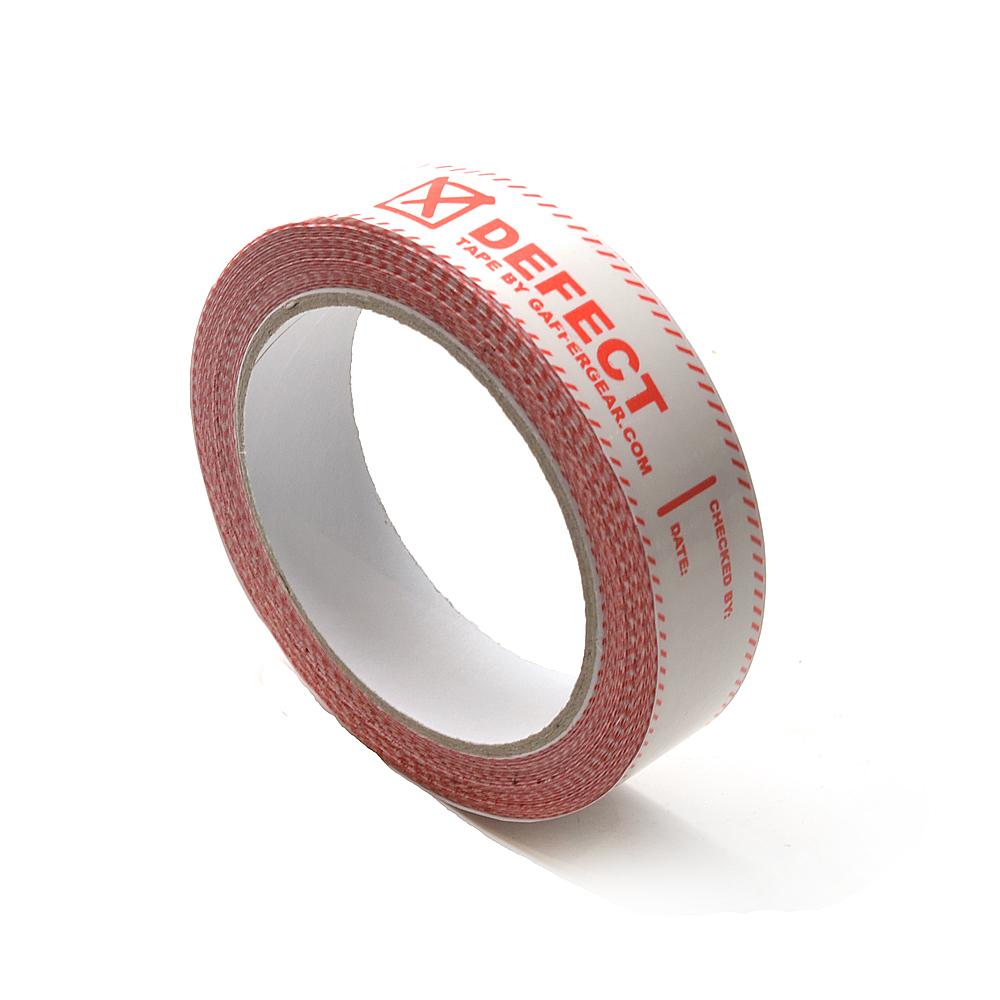 Gaffergear PVC Defect tape 25mm x 66m