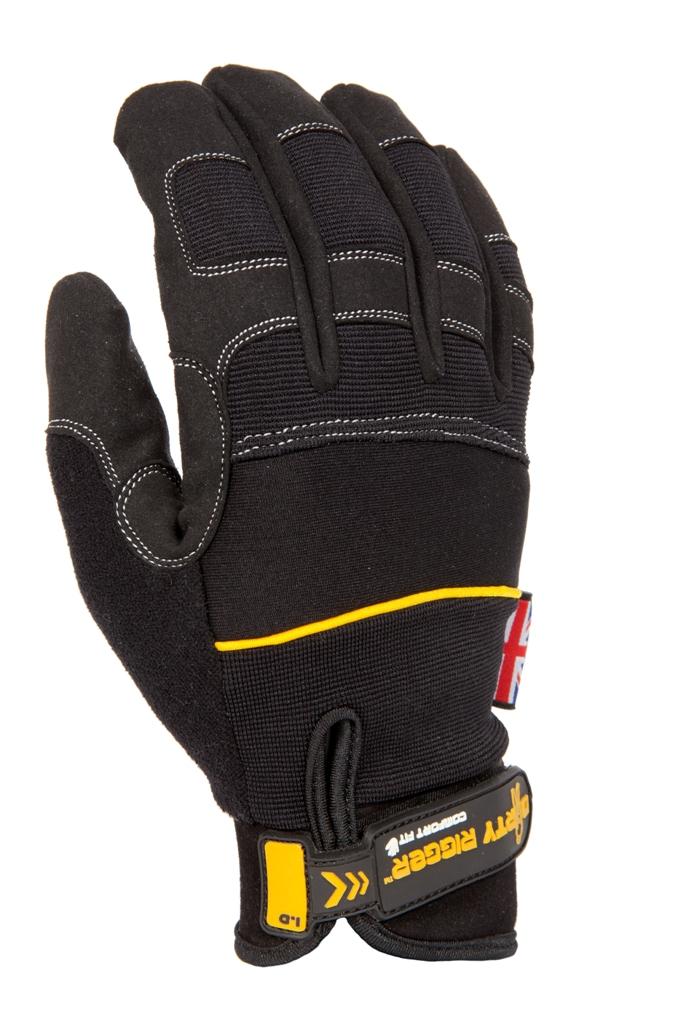 Dirty Rigger Original handschoenen-L