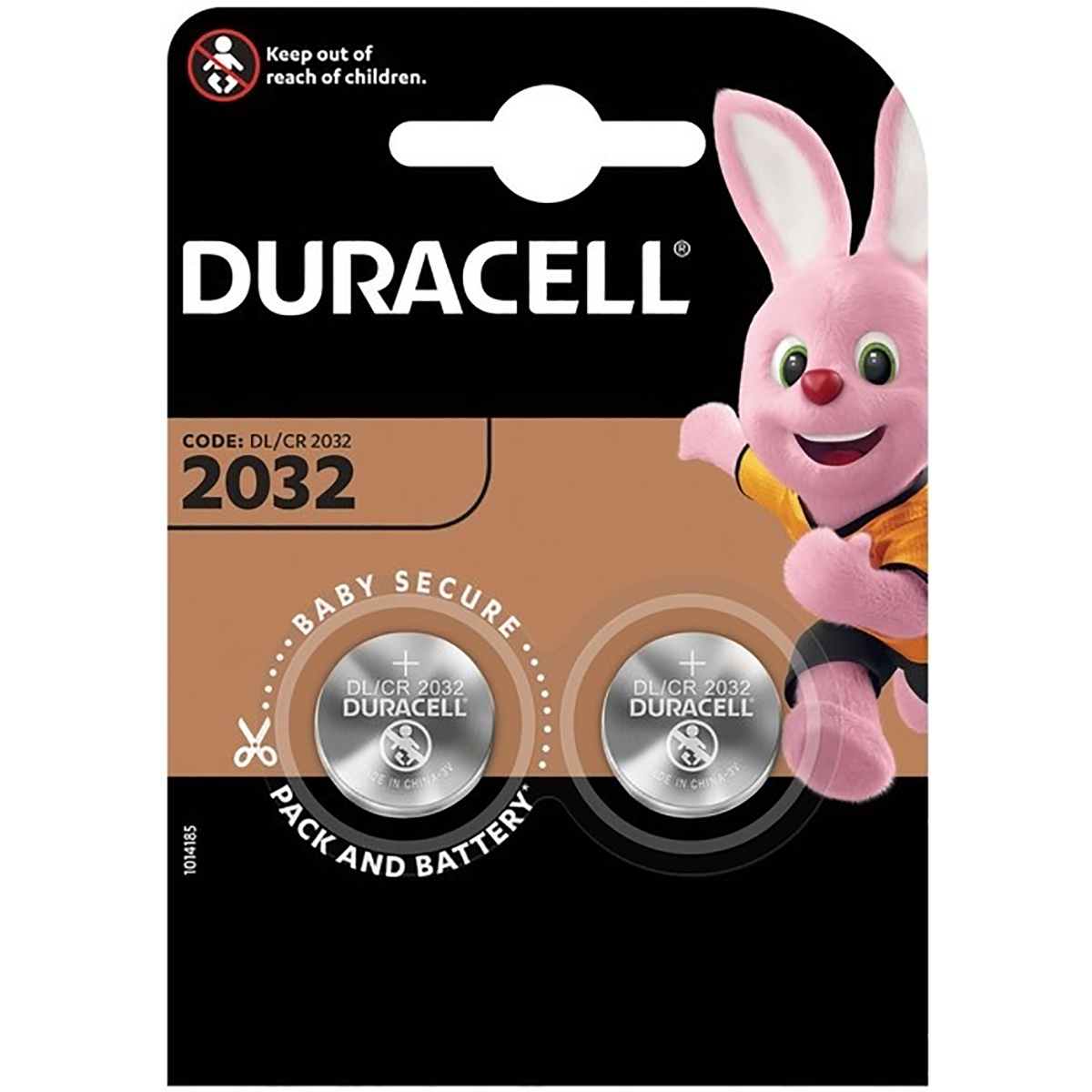 Duracell Industrial DL2032