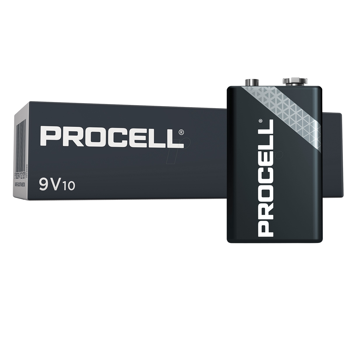 Duracell Procell 9V, doosje 10 stuks