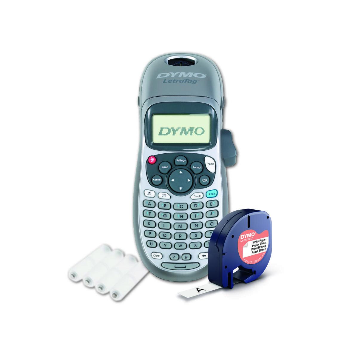 Dymo - LabelManager LetraTag LT 100H - ABC - Labelprinter