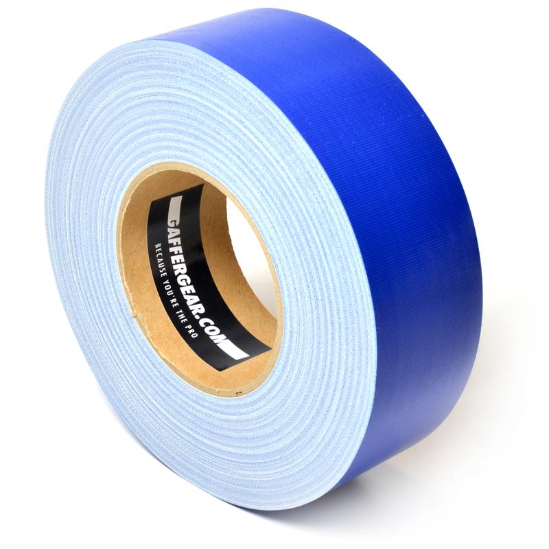 Gaffergear Gaffa tape 50mm x 50m blauw