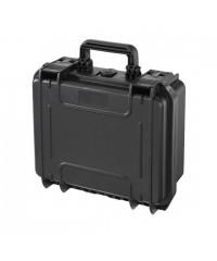 Gaffergear camera koffer 030 zwart - excl. plukschuim  - 30,000000  x 14,800000 x 14,800000 cm (BxDxH)