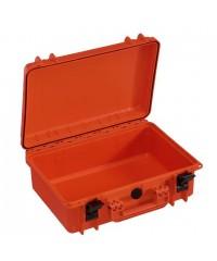 Gaffergear camera koffer 043 oranje- excl. plukschuim  - 36,600000  x 17,600000 x 17,600000 cm (BxDxH)