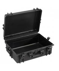 Gaffergear camera koffer 050 zwart - excl. plukschuim  - 42,800000  x 21,100000 x 21,100000 cm (BxDxH)
