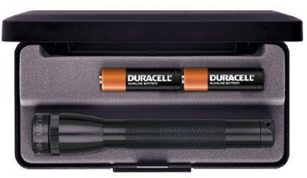 Maglite Mini AA LED Zaklamp in presentatie box zwart