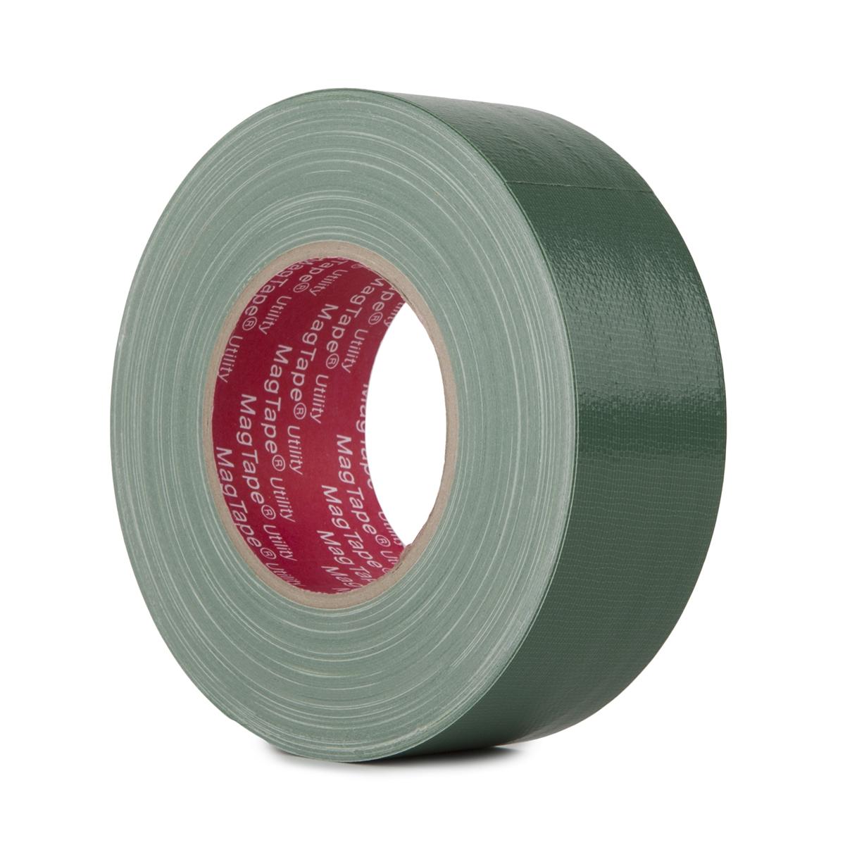 MagTape Utility gaffa tape 50mm x 50m groen