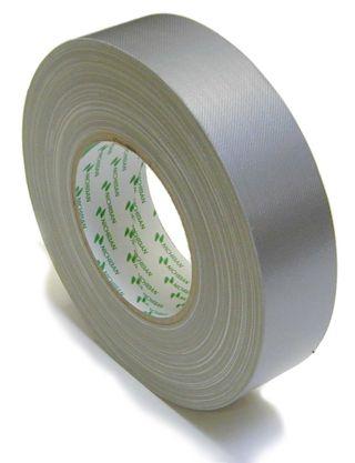 Nichiban - gaffa tape  - 38 mm x 25 m - Wit