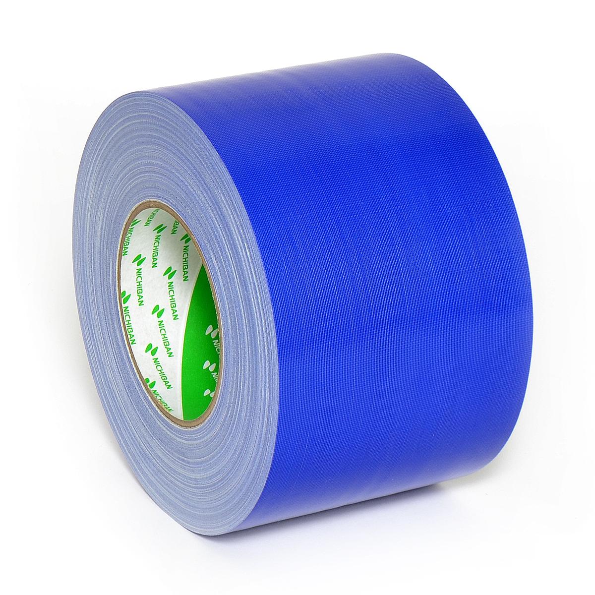 Nichiban - gaffa tape  - 100 mm x 50 m - Blauw