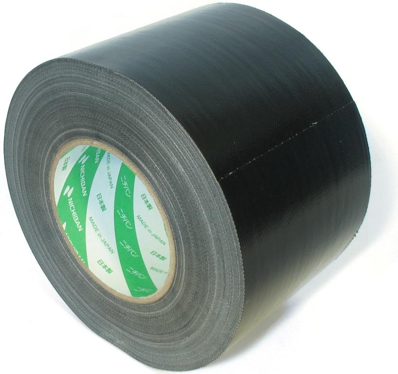Nichiban NT116 tape 100mm x 50m zwart