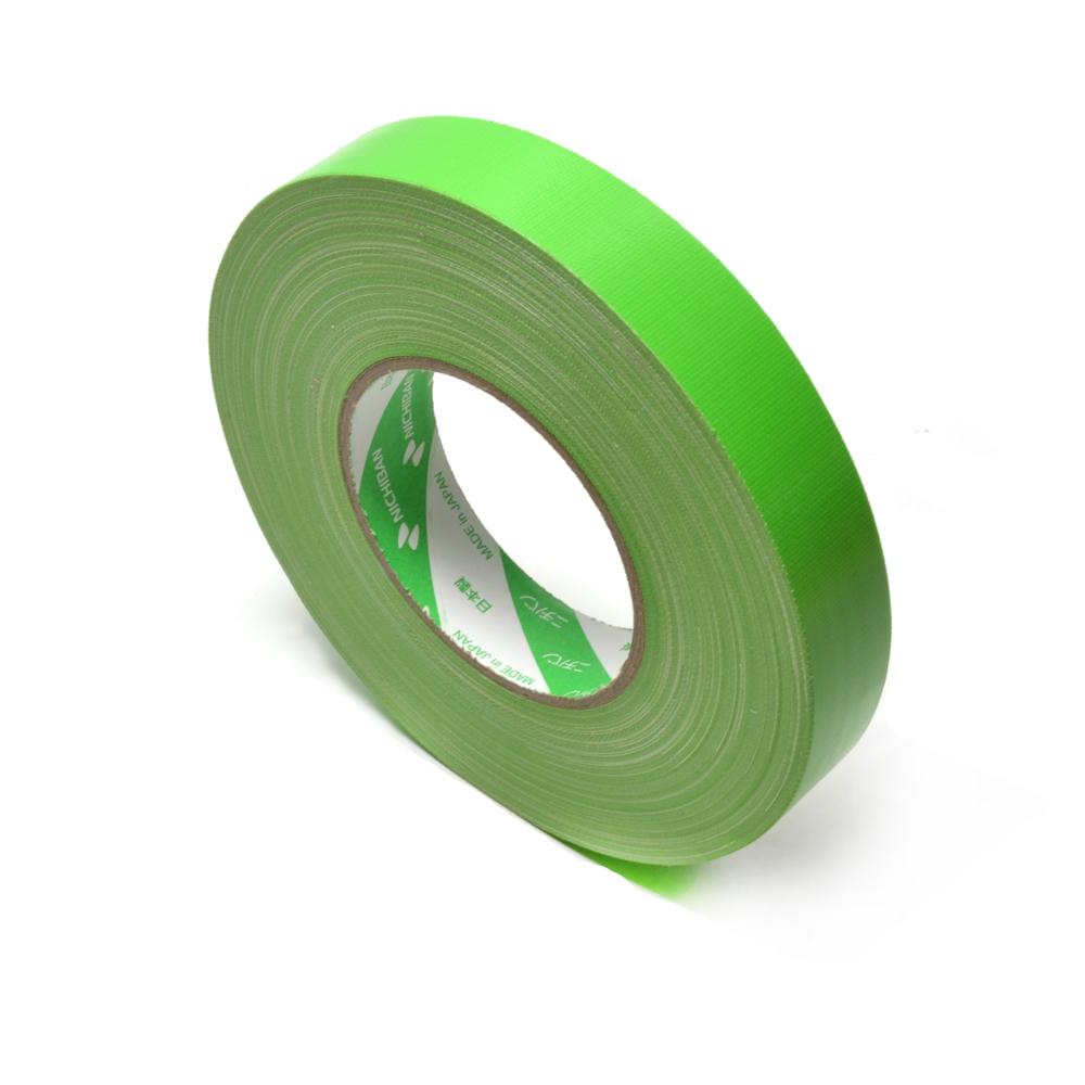 Nichiban - gaffa tape  - 25 mm x 50 m - Groen