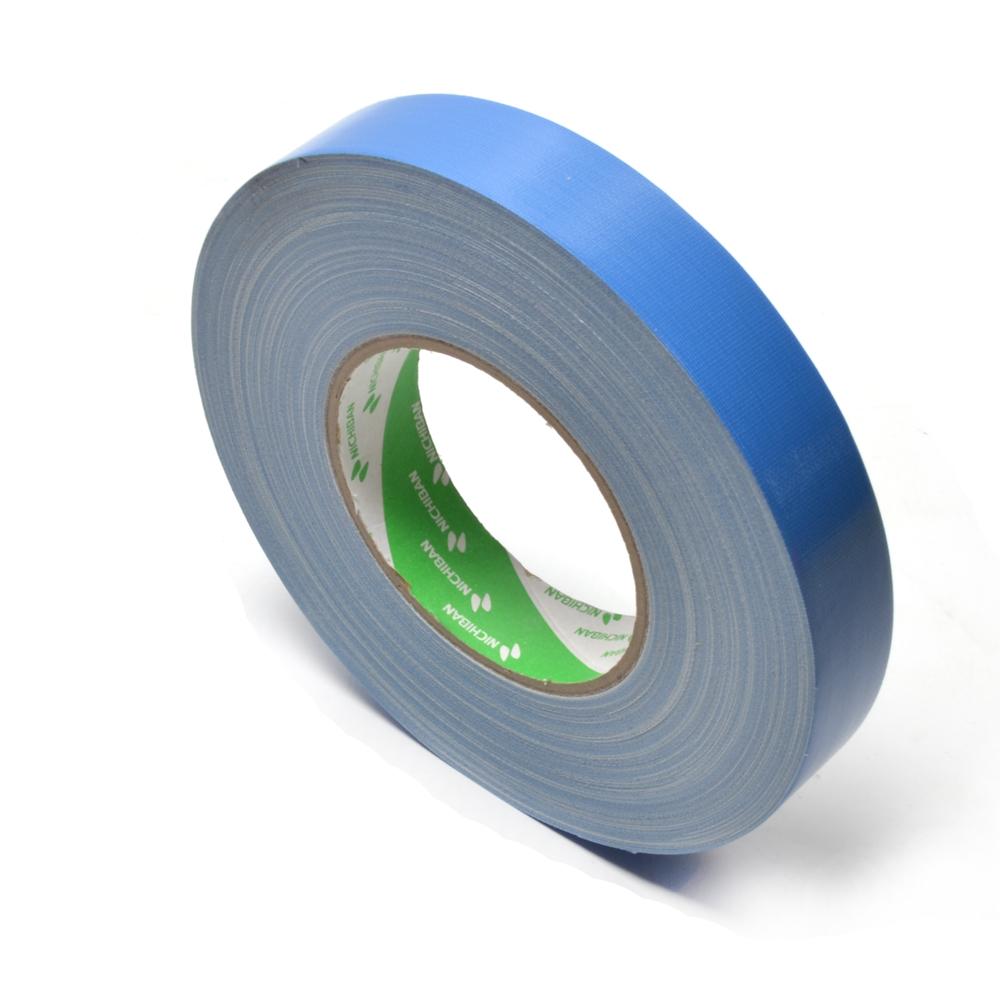 Nichiban - gaffa tape  - 25 mm x 50 m - Blauw