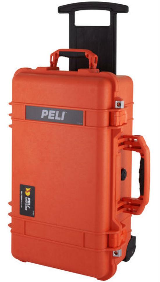 Peli Case 1510 Oranje-Leeg
