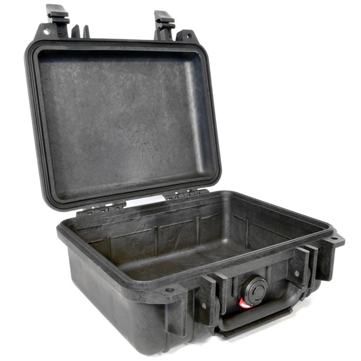 Peli Case 1200 Zwart-Leeg
