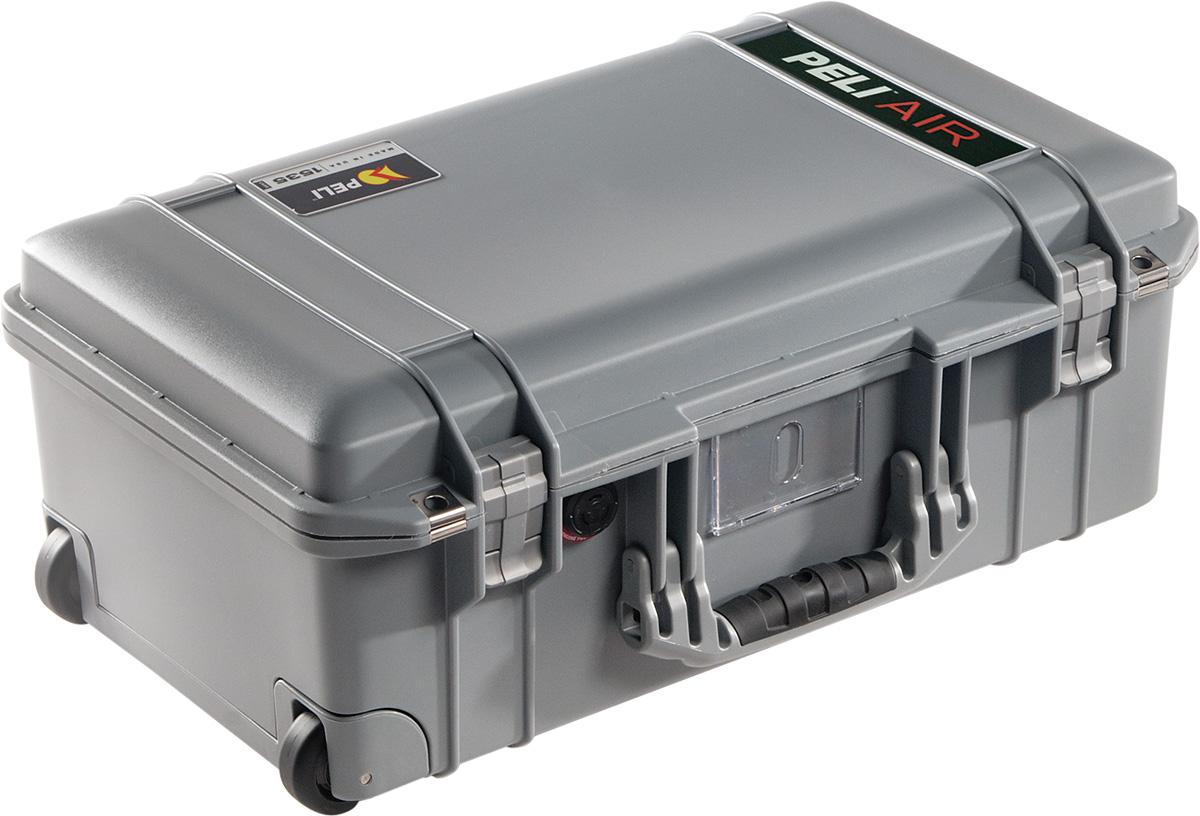 Peli Case 1535 AIR Zilver-Leeg