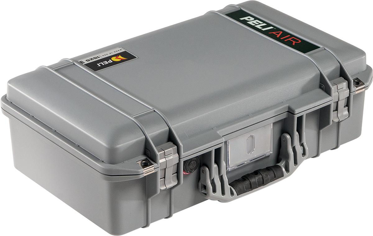 Peli Case 1525 AIR Zilver-Leeg