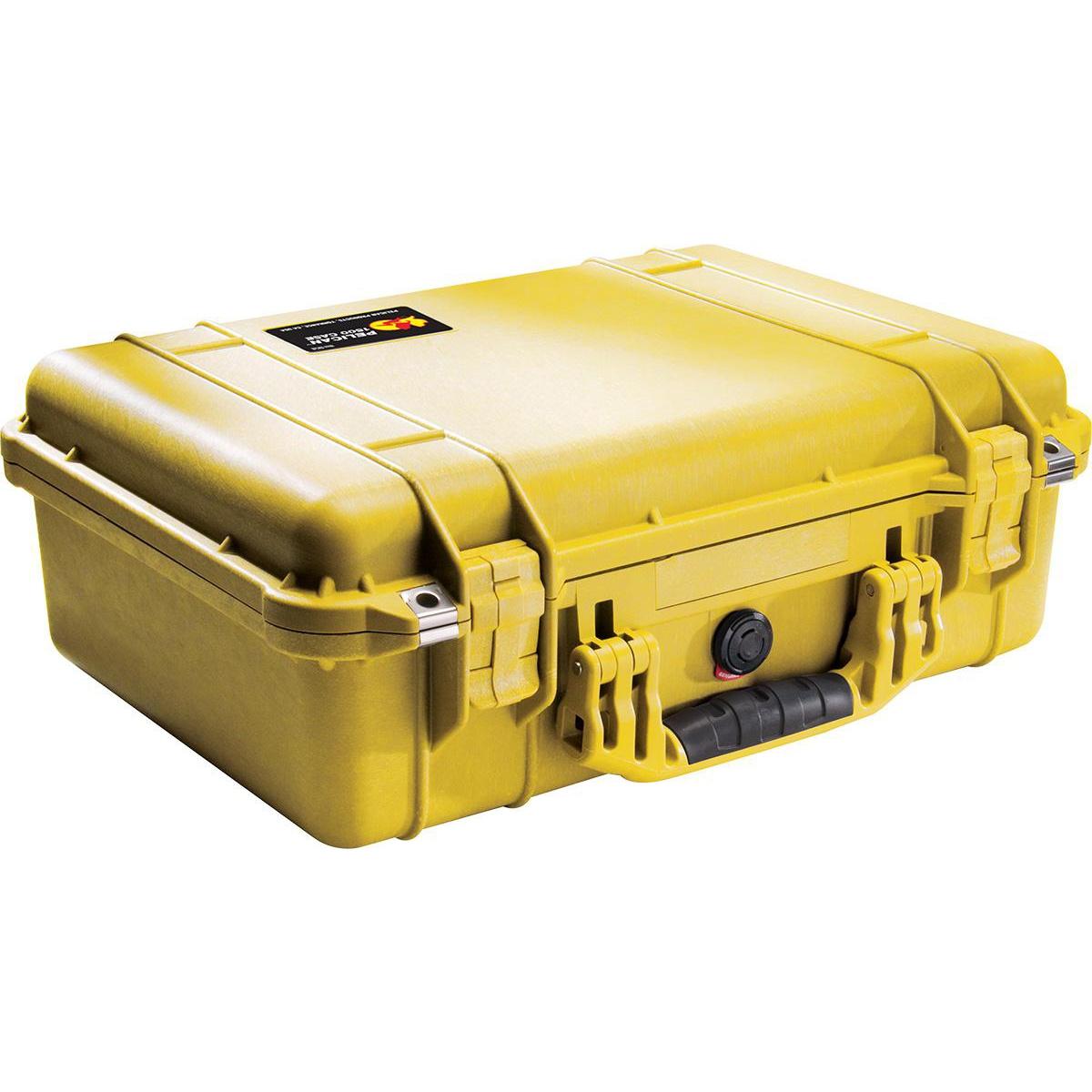 Peli Case 1500 Geel