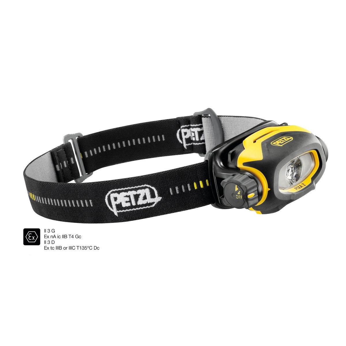 Petzl Pixa 2 - Atex Zone 2/22 - Hoofdlamp