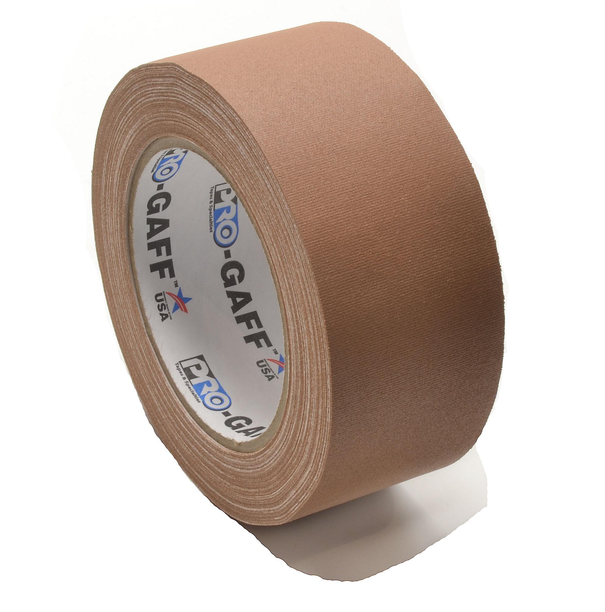 Pro-Gaff gaffa tape 48mm x 22,8m bruin