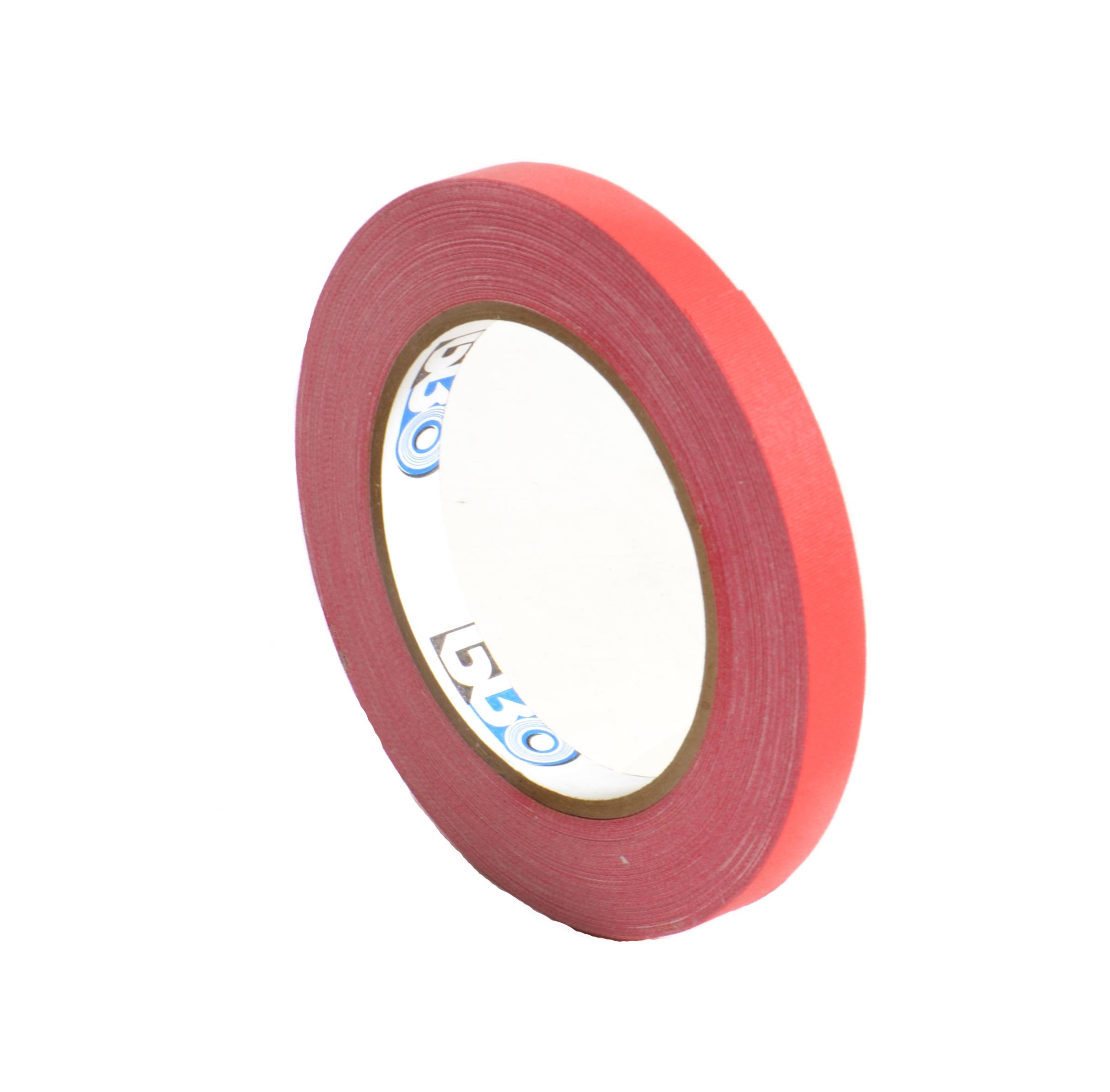 Pro-Gaff gaffa tape 12mm x 22,8m rood