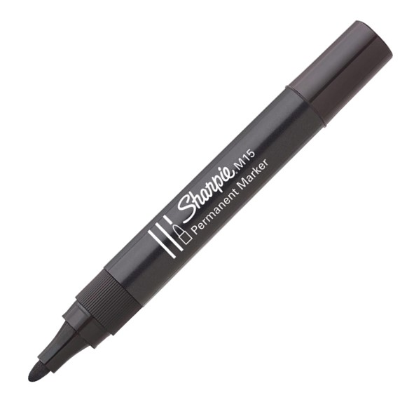 Sharpie permanent marker M15 zwart