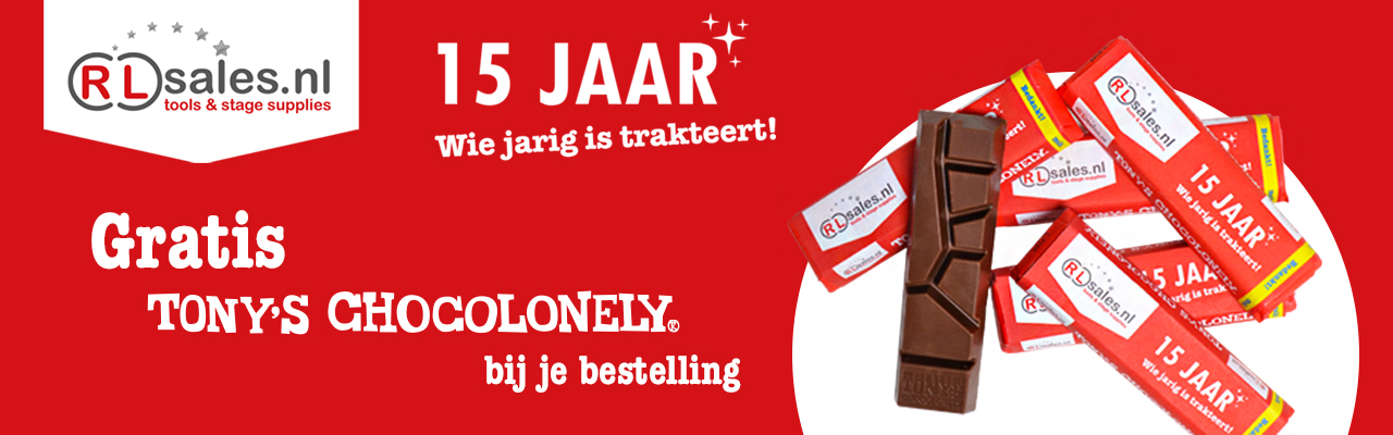 Gratis Tony's Chocolonely