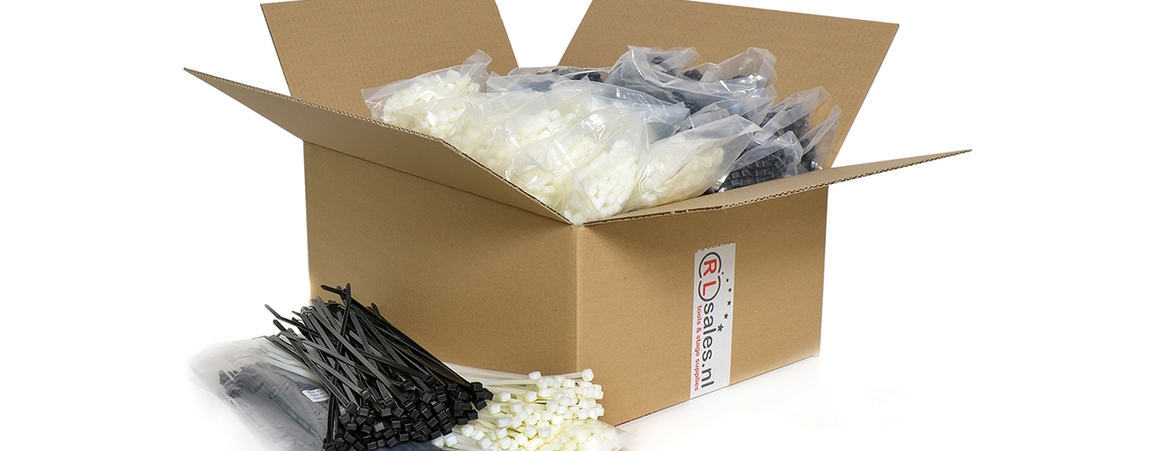 Voordeel doos kabelbinders