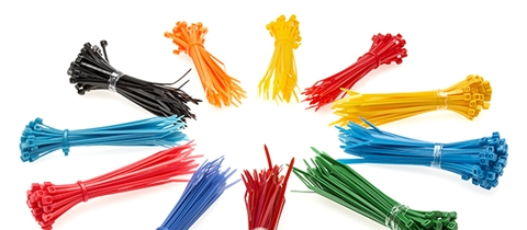Tyrap kabelbinders