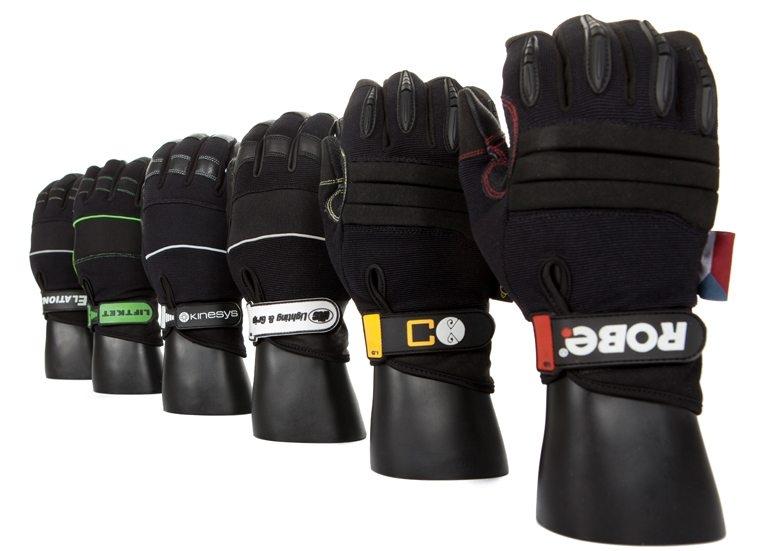 Custom Branding Dirty Rigger handschoenen