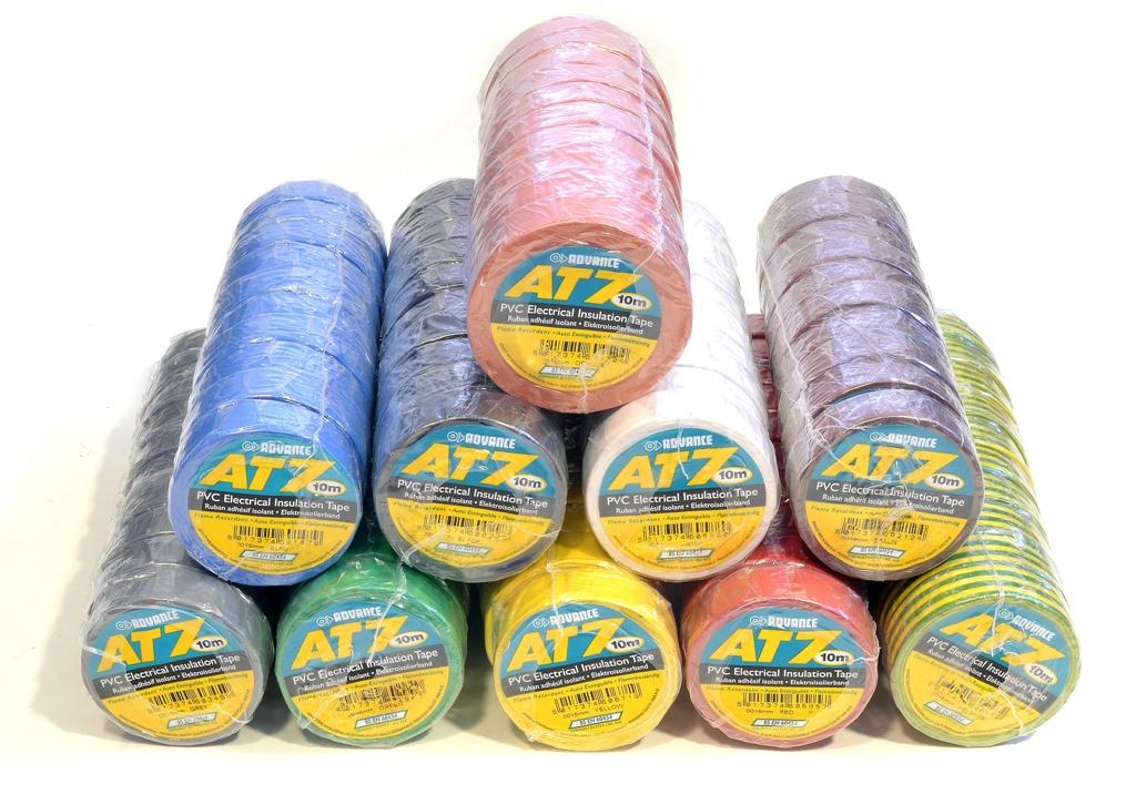 Advance AT7 kleuren