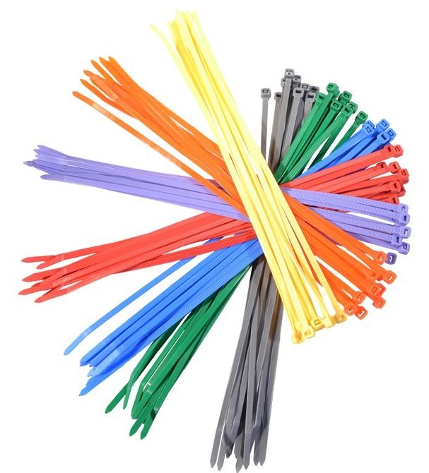 Kabelbinders 4,8 x 300mm zak 100 stuks
