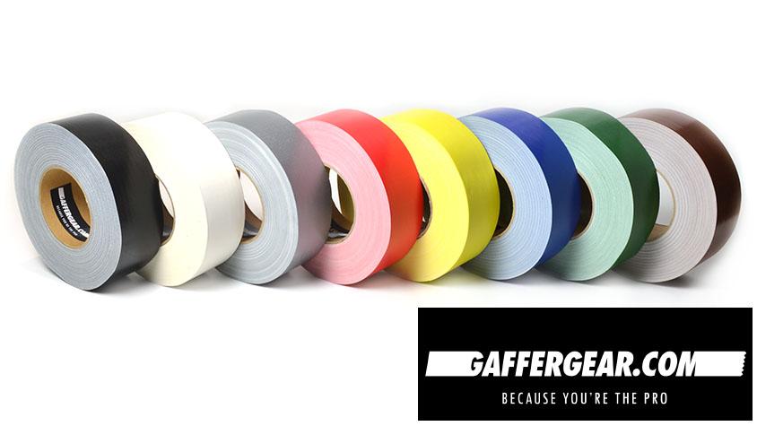 Gaffergear Gaffa tape