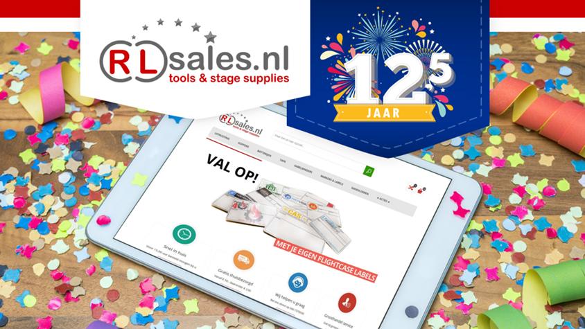 12,5 jaar RL Sales