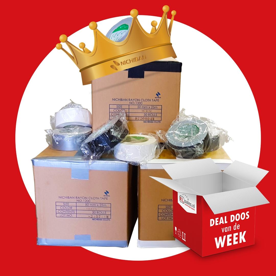Deal Doos van de Week voorbeeld